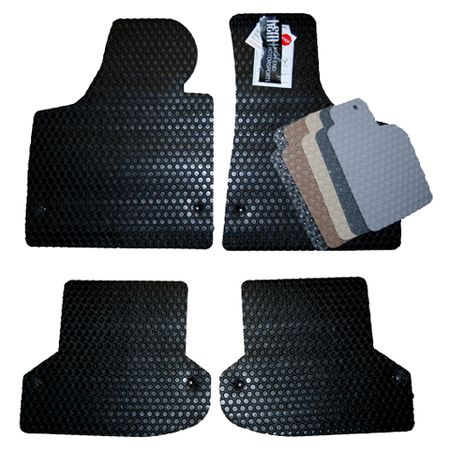 Cadillac STS All Weather Rubber Floor Mat 2005-2011