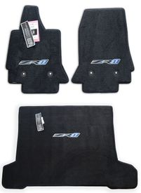 2019 Chevrolet C7 Corvette ZR1 Floor Mats Set