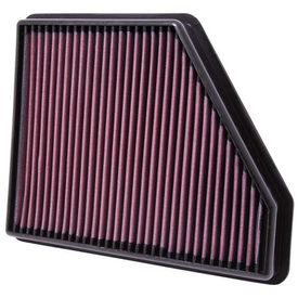 Chevrolet Camaro  3.6L 6.2L High-Flow K&N  Air Filter 2010-2015