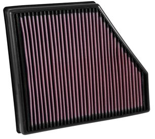 Chevrolet Camaro SS & Zl1 6.2L High-Flow K&N Air Filter 2016-2019