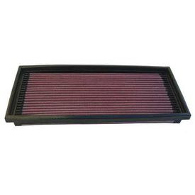 Chevrolet Corvette C4 5.7L High-Flow K&N  Air Filter 1985-1989