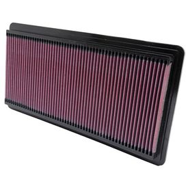 Chevrolet Corvette C5 5.7L High-Flow K&N  Air Filter 1997-2004