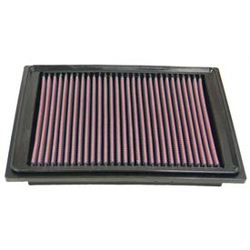 Chevrolet Corvette C5 6.0L High-Flow K&N  Air Filter 2005-2007