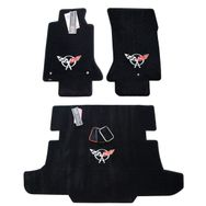 Chevrolet Corvette C5 Floor Mat Set 1997-2004