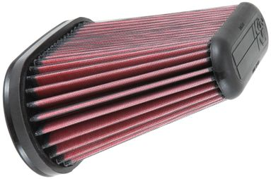 Chevrolet Corvette C7 6.2L High-Flow K&N Air Filter 2014-2019