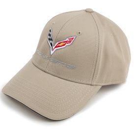Chevrolet Corvette C7 Hat - Khaki