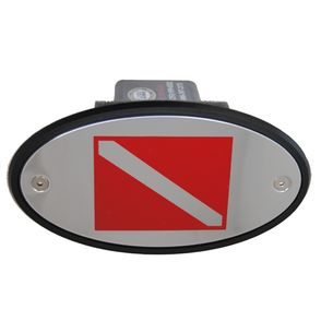 Diver Flag Receiver Cover
