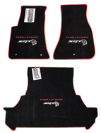 Dodge Challenger SRT Hellcat Floor & Trunk Mat Set