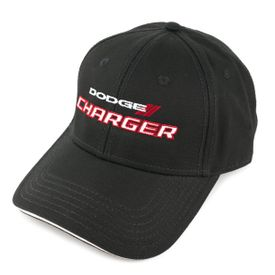 Dodge Charger Hat - Black