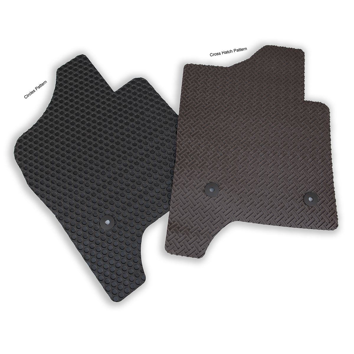 Dodge Ram Dakota Dodge Dakota Custom All Weather Floor Mats