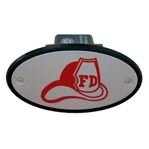 Fireman Hat Receiver Cover