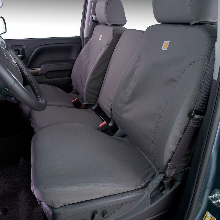 Ford Super Duty Truck Custom Carhartt Seat Covers