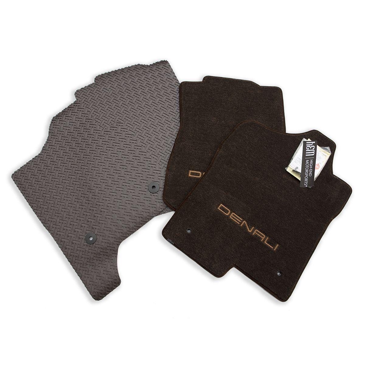 Gmc Terrain Denali All Weather Floor Mats 2010 2020