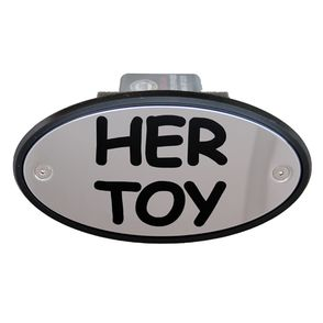 Her Toy Receiver Cover