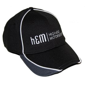 High-End Motorsports Black Hat