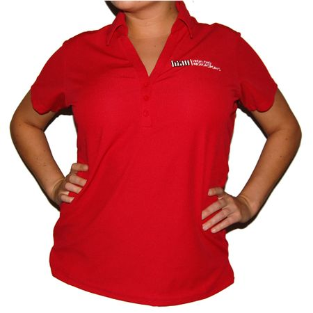 High-End Motorsports Ladies Pique Polo