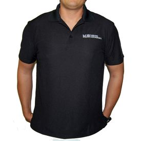 High-End Motorsports Mens Pique Polo