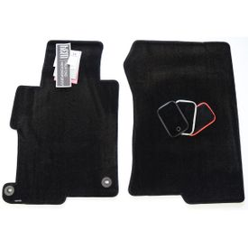 Honda Accord Plain Floor Mats