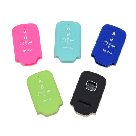 Honda Civic Solid Silicone Rubber Remote Keyless Cover 2016 - 2020