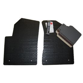 Honda Fit Custom All Weather Rubber Floor Mats