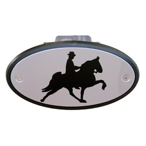 Horse-Back Rider Receiver Cover