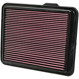 Hummer H3 H3T 3.5L 3.7L 5.3L  High-Flow K&N Air Filter  2008-2010