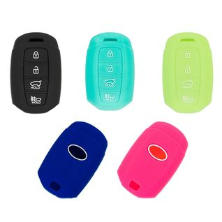 Hyundai Accent Solid Silicone Rubber Remote Keyless Cover 2019