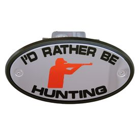 I'd Rather be Hunting Receiver Cover