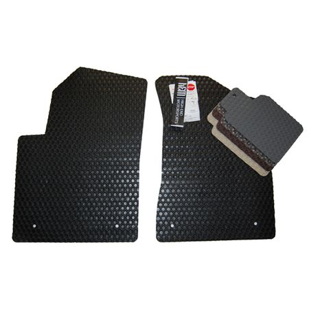 Jaguar XK Custom All Weather Floor Mats