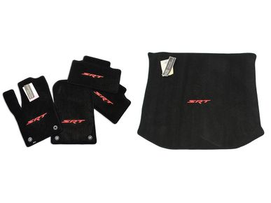 Jeep Grand Cherokee SRT Floor Mats Set