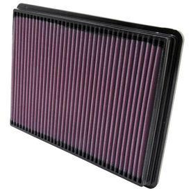 Pontiac Bonneville  3.8L High-Flow K&N Air Filter  2000 - 2005