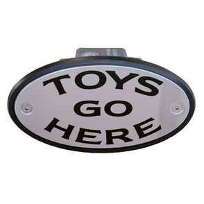 Toys go Here Receiver Cover