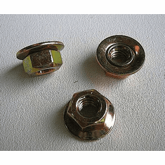 1/4-20 Washer Nuts Free Spinning (50) 7/16 Hex