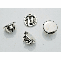 "1/4"" Nickel Plated HOLE PLUGS Plug Buttons (10) Boat Car Truck Panel Plugs"