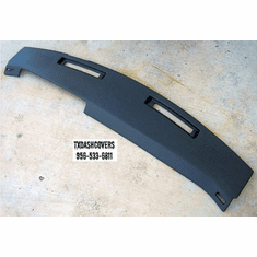 1986-1993 S-10 S-15 Pickup Blazer Dash Cover WSWD