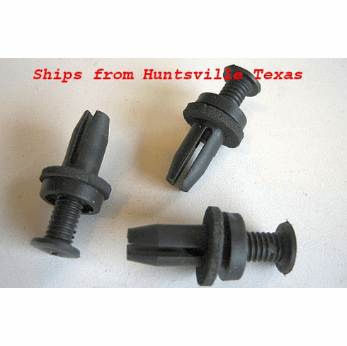 2006-On Ford Fusion Bumper Retainers Push Type (15)