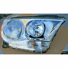 2011-2013 Dodge Durango RF Headlight W/Bulbs Genuine Mopar Part 55079366AC