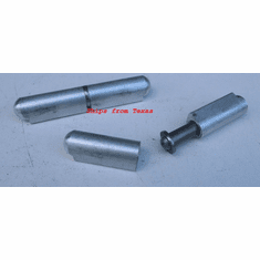 "3-3/16"" Bullet Hinge Aluminum Body with SS pin & SS bushing 0.510"" OD Casing"