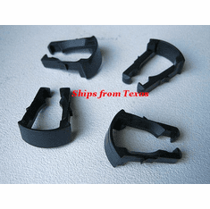"""3/8"""" Ford Fuel Line Clips 3.0 Taurus Sable (5-Clips)"""