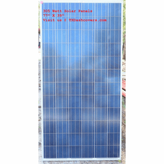 "305 Watt Solar Panels Off the Grid Electricity 77"" X 39"""