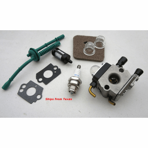 Carburetor Carb For STIHL FS38 FS45 FS46 FS55 KM55 FS80 FS85 Air Fuel Filter