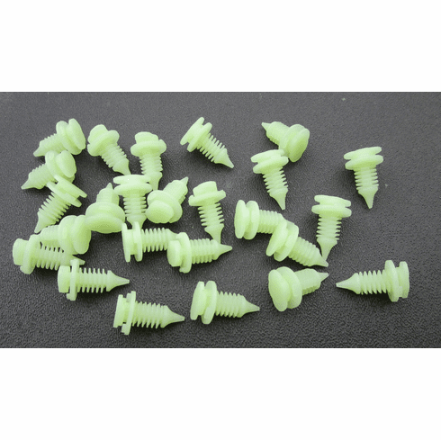 Chrysler Trim Panel Retainers 1976-On GM 1982-On Clips Fasteners