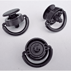 For Nissan 350Z Altima GT-R Infiniti Q45 Push Type Retainers Clips