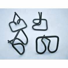 FORD Body Belt Moulding Hood Side Moulding Fasteners (20) Wire Clips 358107
