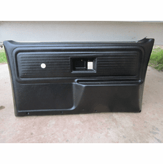 Front Door Panels - Cheyenne Type - 1977 - 1980 Chevy Full Size Pickup