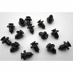 HONDA Acura Accord Push Type Retainers (15) Bumper Clips