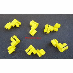 Lexus Toyota Tacoma Door Lock Rod Clips 1996-On (6) 5-MM Rod Only