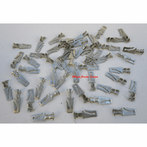 Terminals Tin Plated 14-16 Guage GM 56 Series 2962987 (50) Electrical Computer
