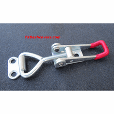 Toggle clamp Latch BBQ Pit Smoker Door Clamp S4001