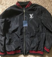 Black LV Jacket sizeL